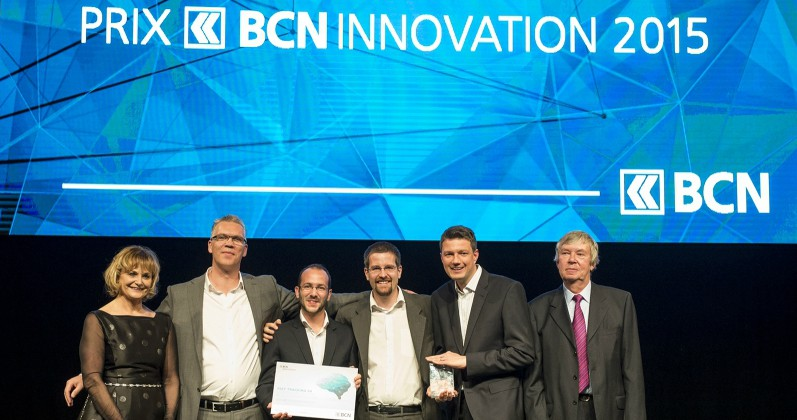 Kizy Tracking remporte le Prix BCN Innovation 2015