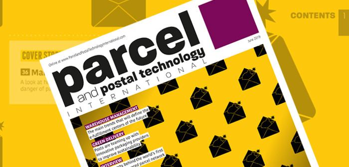 HOT TOPIC in June 2019 issue of Parcel and Postal Technology International