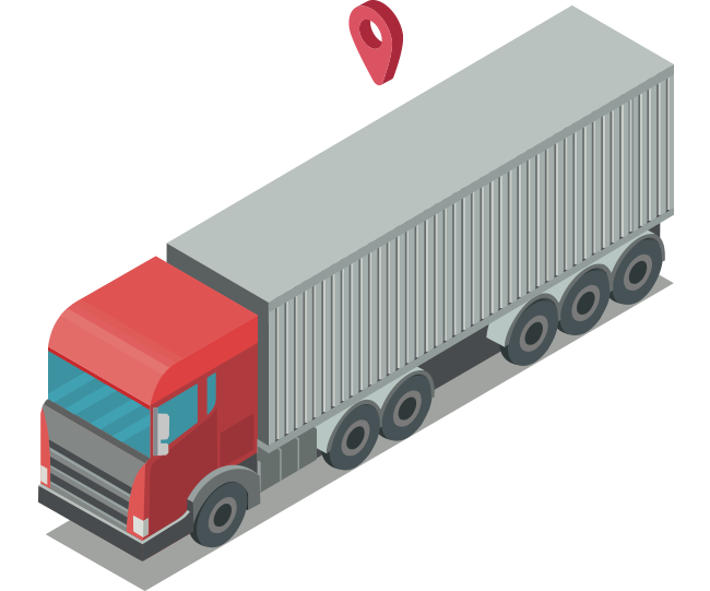 Trackee for easy track & trace in logistics