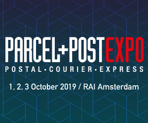 Kizy presents at the parcel+Post Expo conference 2019 in the parcel handling and tracking session