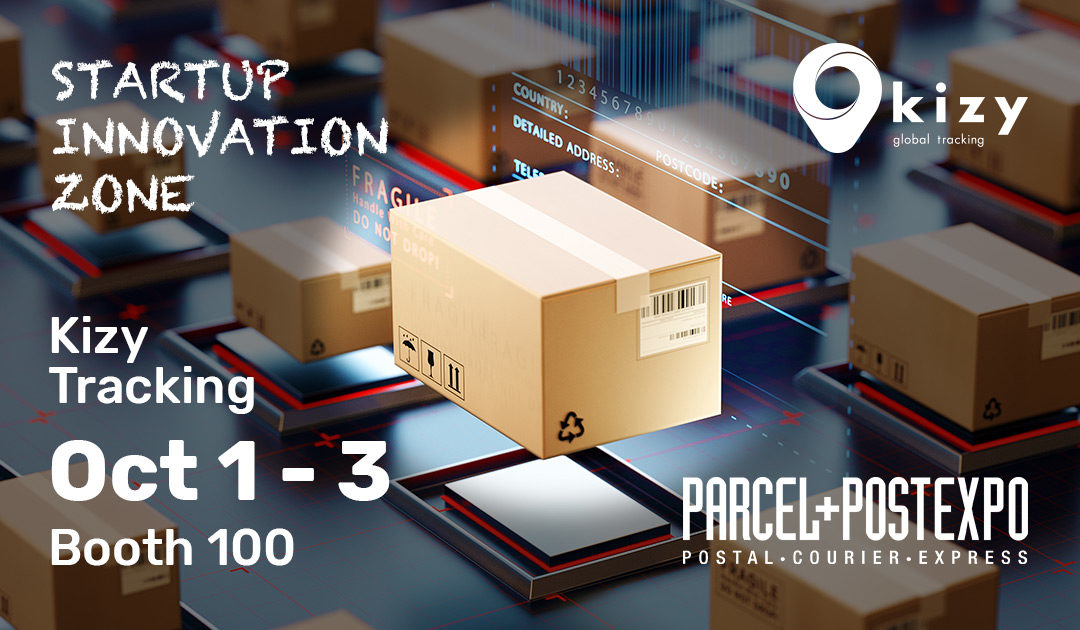 Parcel + PostExpo 2019: Keynote of K.Hartwall and Kizy Tracking in parcel handling and tracking session