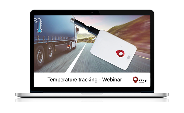 Find out how Kizy Temperature Sensor helps companies achieve end-to-end food supply chain visibility.